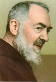 Padre Pio, a man of mercy
