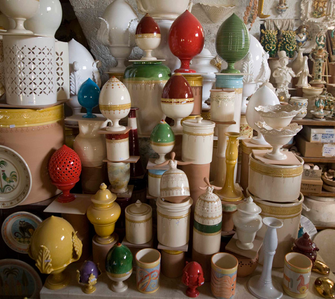 Grottaglie, realm of pottery