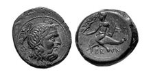 Midway between history and archeology, coins tell us about ancient Puglia.
