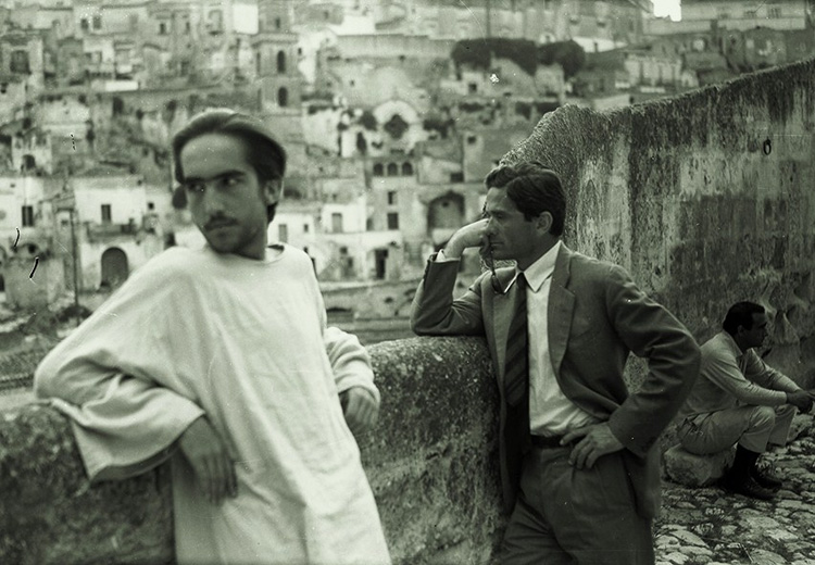 Pasolini-Matera