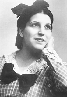 Licia Albanese