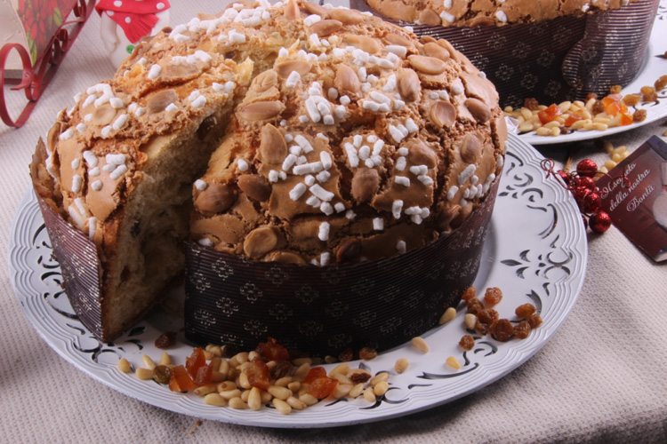 The best Milanese panettone is… Salentine
