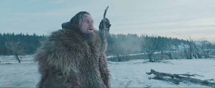 With <i>The Revenant</i> DiCaprio rises again and aims for the Oscar