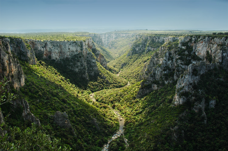 Terra delle Gravine nature reserve