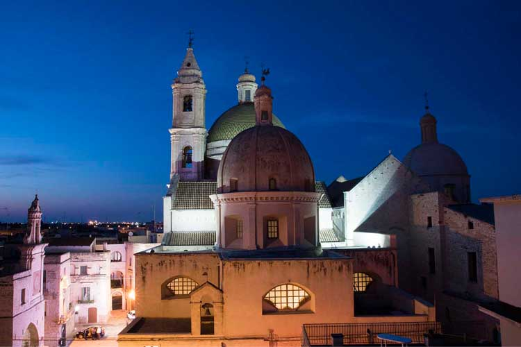 Around Bari