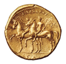 Between history and archeology coins narrate ancient Puglia.