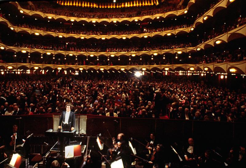 An evening at the Metropolitan   New York   New York   Usa