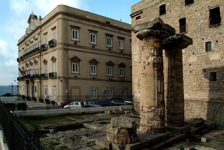Estremamente Taranto The appeal of history - Places - Puglia GT57